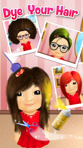 Sweet Baby Girl Beauty Salon 2.0.7 screenshots 4