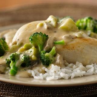 Skillet Chicken and Broccoli Recipe