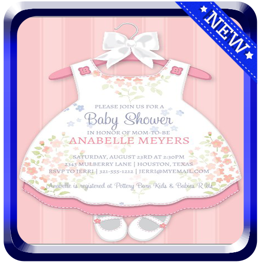 Invitación Para Baby Shower Apps En Google Play