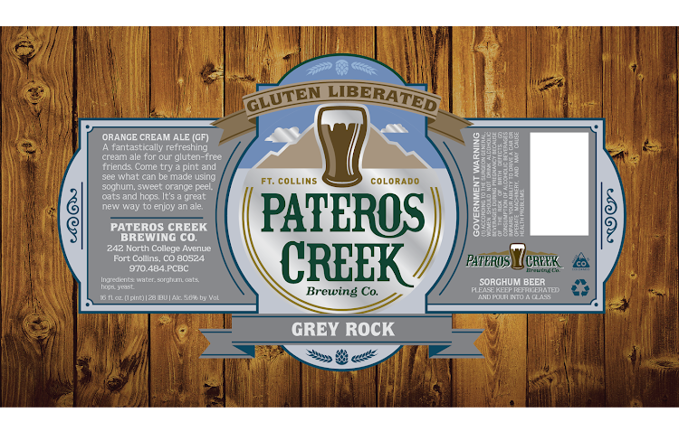 Logo of Pateros Creek Grey Rock (Gf)