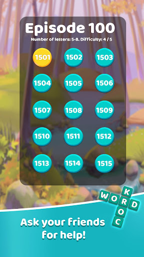 Crocword: Crossword Puzzle Game 1.158.25 Mod screenshots 5