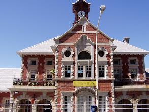 Photo: Muizenberg Train Station,Cape Town