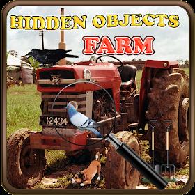 Hidden Objects Secrets in Farm