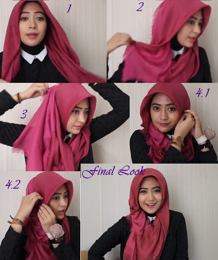 Download Tutorial Hijab Segi Empat Google Play Apps Affqfv2uyopw Mobile9