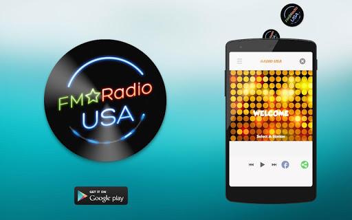 FM Radio USA Free  screenshots 4