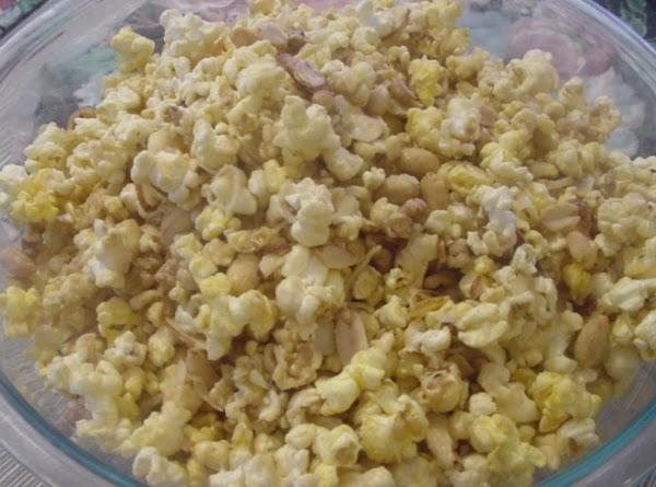 Party Popcorn Mix Recipe