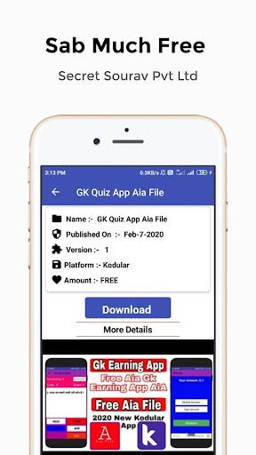 Secret Sourav (YT) - Extension & AIA File screenshot 3