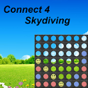 Connect 4 Skydiving Lite icon