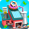 Donut Factory Tycoon Games icon
