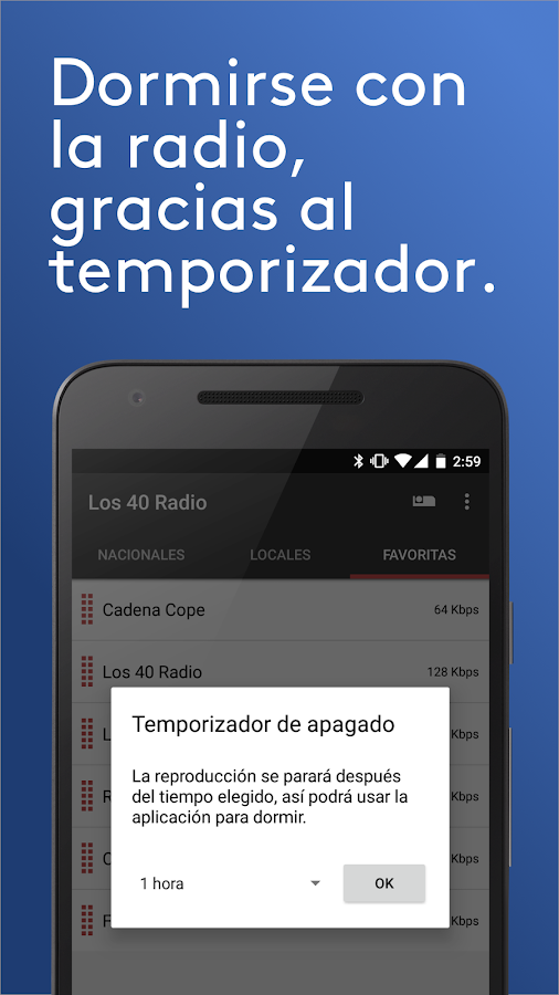 Radios de España- screenshot
