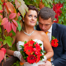 Wedding photographer Sergey Kolcov (serega586). Photo of 21.11.2013
