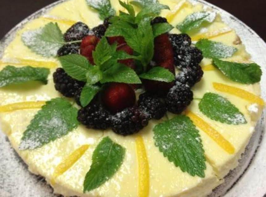 Lemon Cake Recipe With Stevia