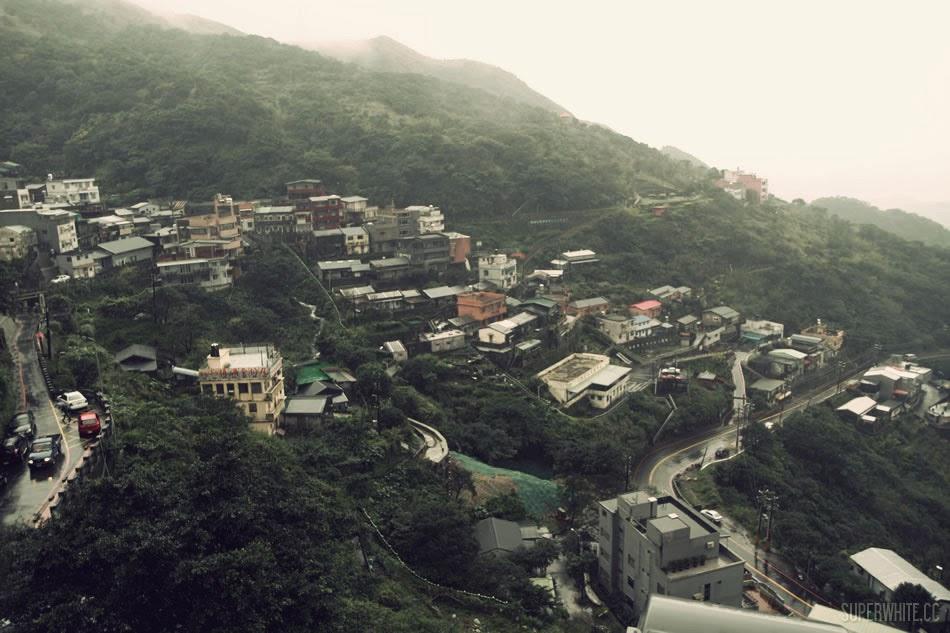 Taiwan Jiu Fen 台湾九份逛老街