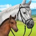 Howrse - free horse breeding farm game icon