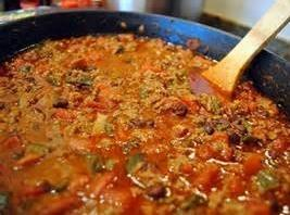 Melt butter in sauce pan over low heat, add ground beef, 1 cup onions,...