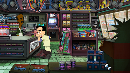 Leisure Suit Larry: Reloaded – 80s and 90s games! App Download For Android and iPhone 6