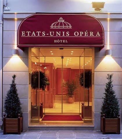 Hôtel Etats-Unis Opéra