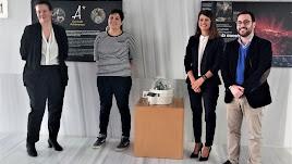 Acto de presentación de las actividades en el Museo Arqueológico de Almería.
