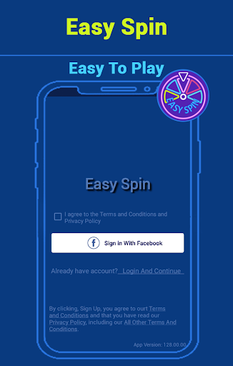 Easy Spin  captures d'écran 2