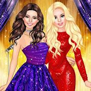 لعبة تلبيس الأميرة لحفلةالرقص