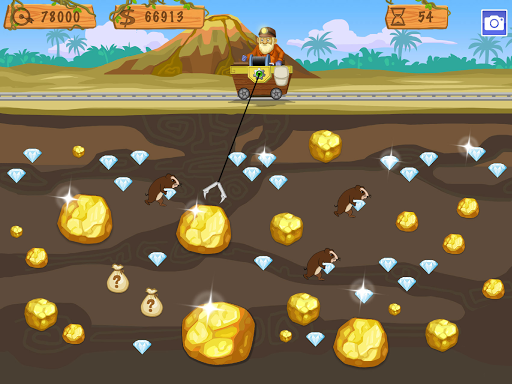 Gold Miner World Tour: Gold Rush Mining Adventure screenshots 7