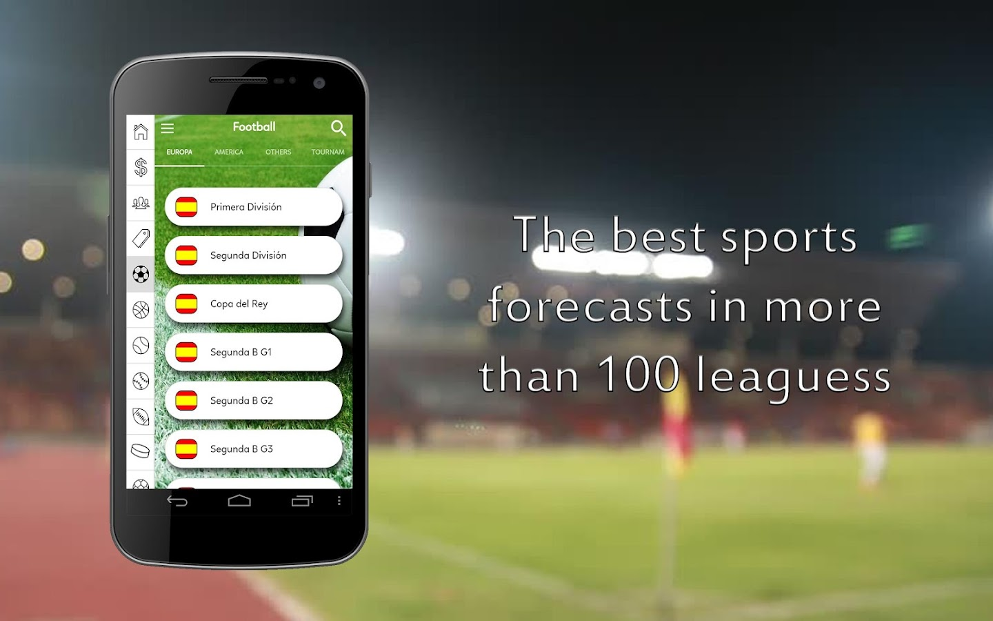 Sports Betting- screenshot