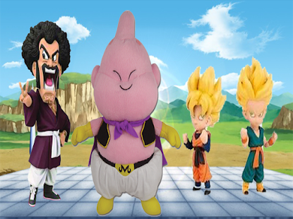 Tải Game Super Goku Saiyan Hero Games