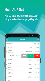 Paragaranti e-Trader screenshot