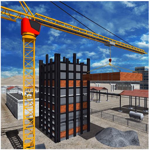 模拟の市建築SIM LOGO-記事Game
