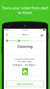 Smart Cleaning Pro Delivered- screenshot thumbnail