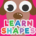 Baby Shape and Puzzle Fun Game icon