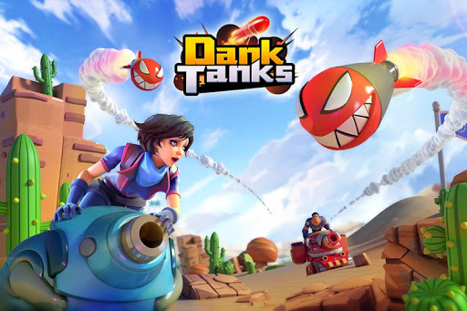 Dank Tanks 1.2.0 screenshots 1