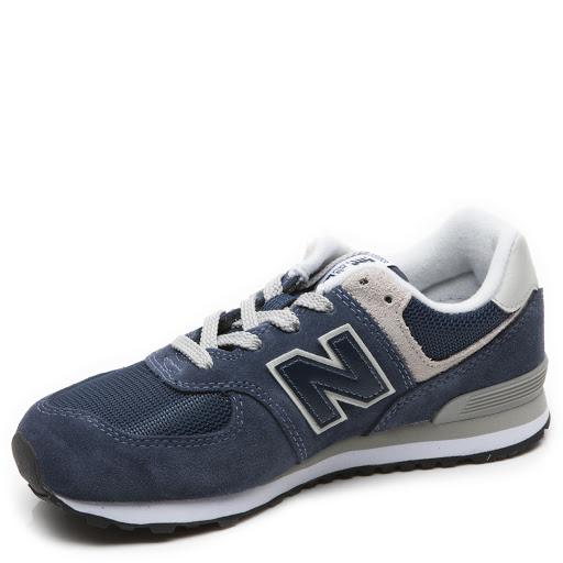 Thumbnail images of New Balance 574 Lace Trainer