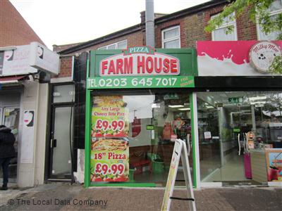 Farm House Pizza On Harrow Road Pizza Takeaway In North
