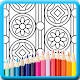 Pattern doodle coloring pages (game)