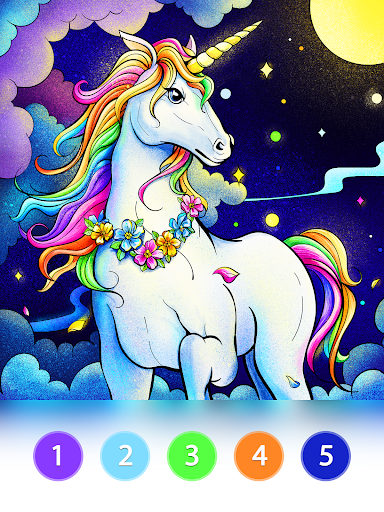 Coloring Fun : Color by Number Games 2.9.7 screenshots 10