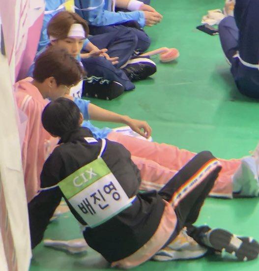 stray kids hyunjin han cix bae jinyoung