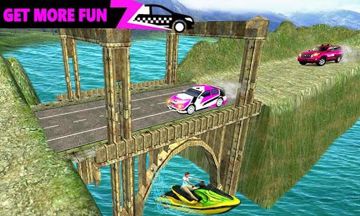 New York Taxi Duty Driver: Pink Taxi Games 2018 5.0 screenshots 9
