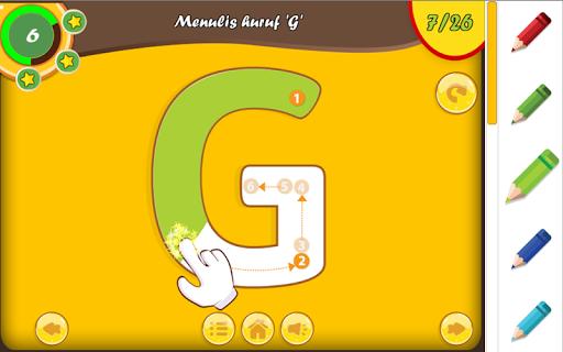 Ayo Belajar Menulis 1.0.2 screenshots 2
