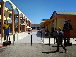 Photo: L'ingresso al Parco della Scienza (Teramo)