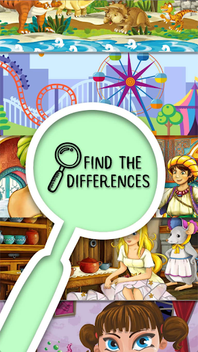 Spot the differences for kids apkpoly screenshots 1