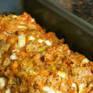 Sweet Potato Meatloaf.