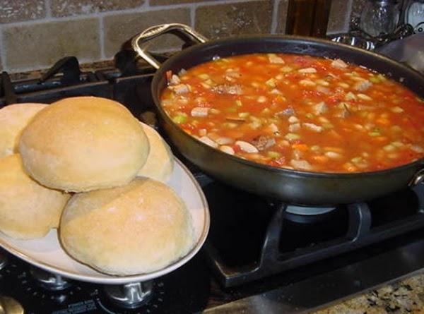 Cannellini Chili -- Bonnie's Recipe