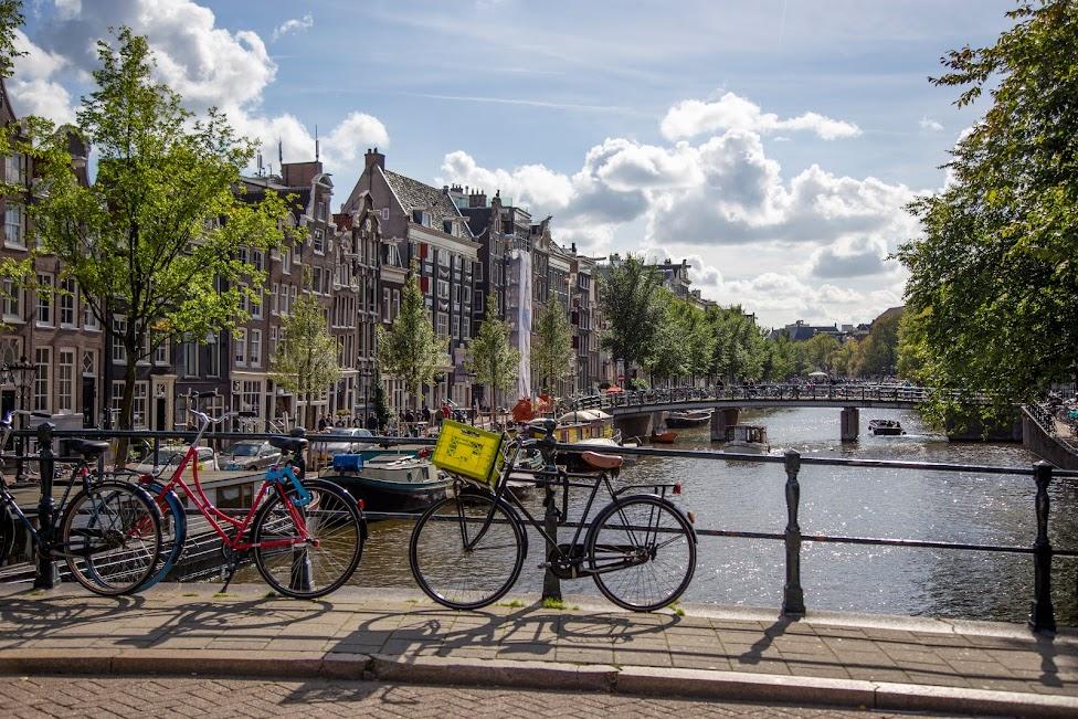 rowery, kanał