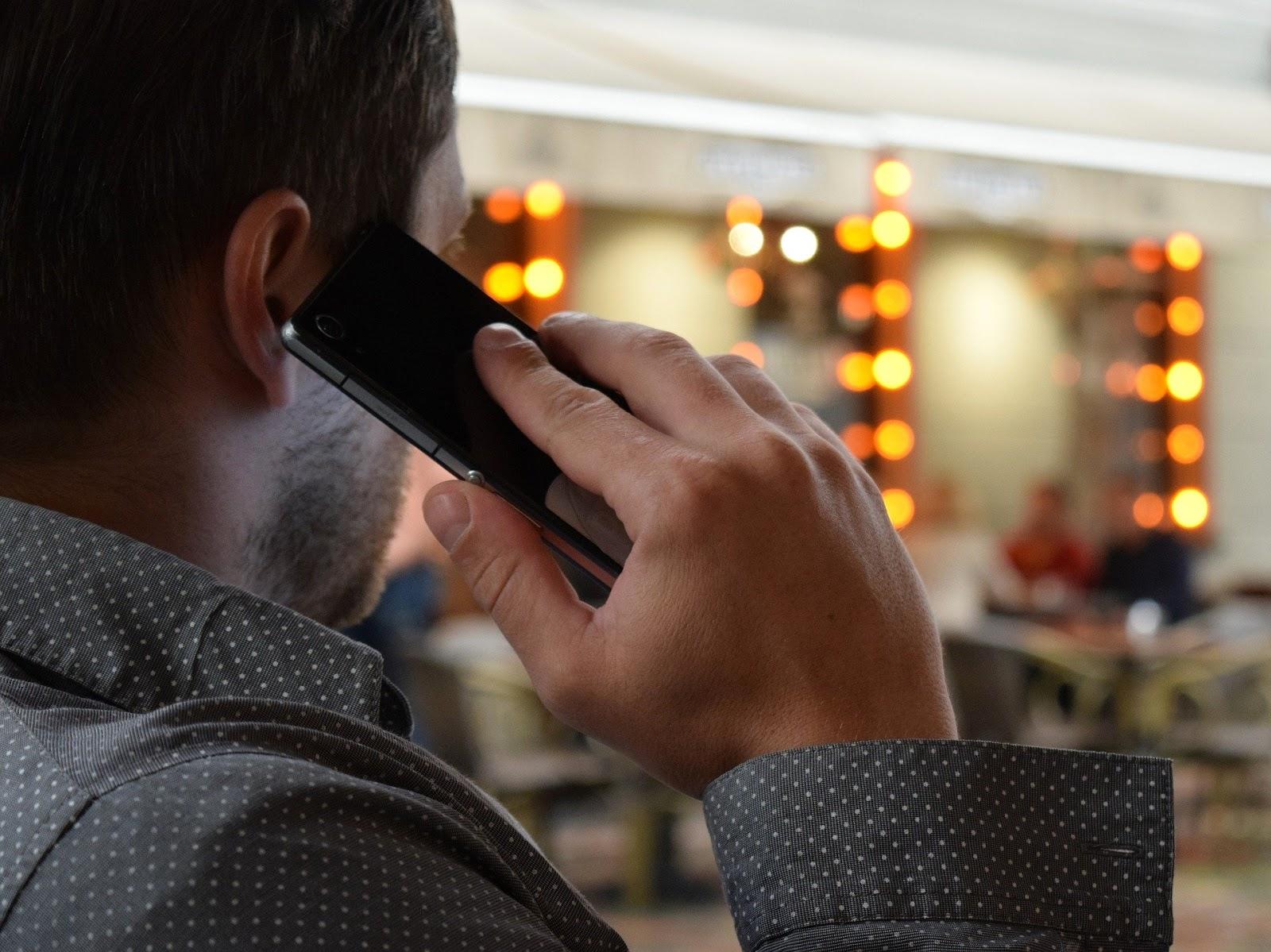 Micro enregistreur téléphone