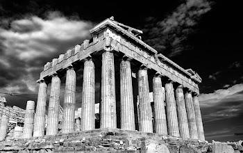 Photo: Parthenon. Greece
