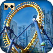 City Roller Coaster Simulator