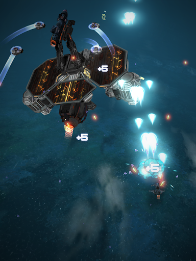 Galactic RAGE - screenshot