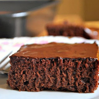 The Easiest Chocolate Cake You'll Ever Make
