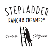 Stepladder Ranch & Creamery logo